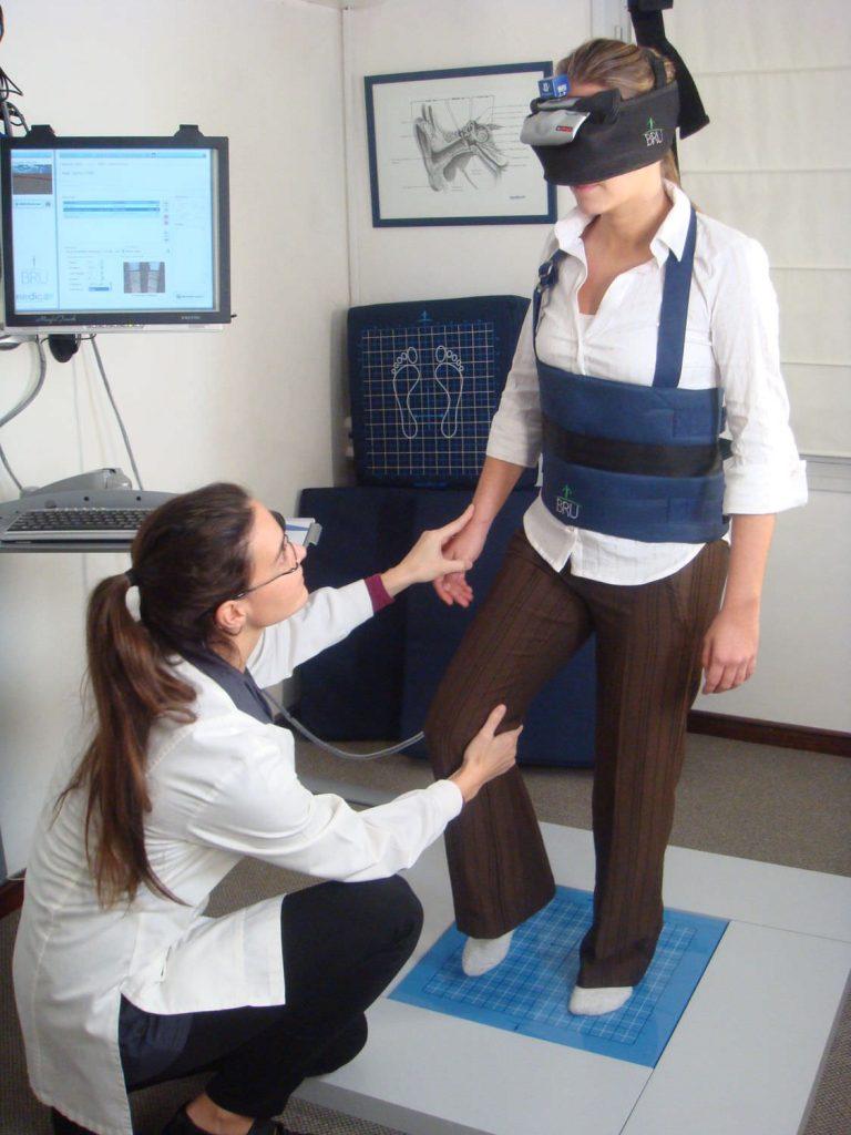 Tecnologías de Evaluación y Rehabilitación del Control Postural (REPOST)